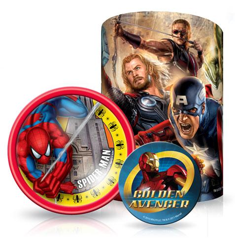 Neue Superhelden